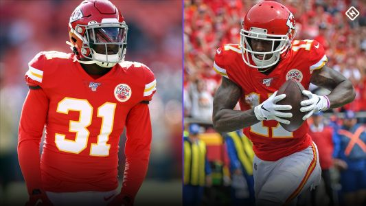 Fantasy Waiver Wire Week 12: Damien Williams, Tyreek Hill injuries have Chiefs backups among potential free agent pickups