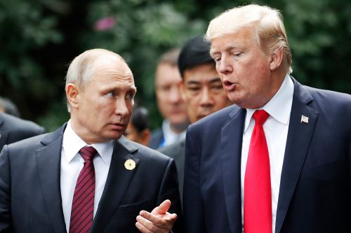 Trump says it's 'common sense' to let Russia rejoin G7