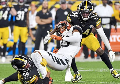 Analysis: Steelers safeties have first-round pedigree, but will they be a longtime tandem?