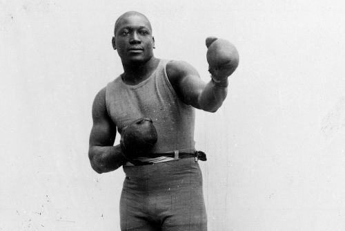 Trump grants posthumous pardon to boxing legend Jack Johnson