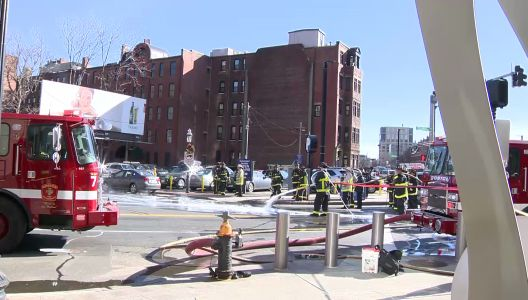 Underground fires lead to manhole explosions in South End