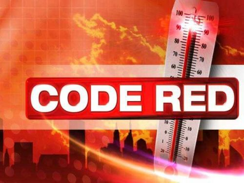 BMore Healthy declares Code Red for Tuesday through Sunday