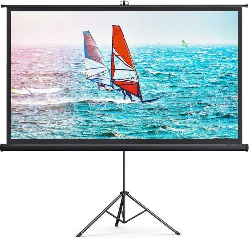 Enjoy some screen time outdoors with the best outdoor projector screens