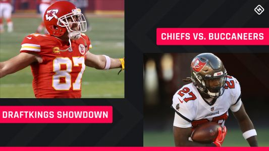 Super Bowl 55 DraftKings Picks: NFL DFS lineup advice for Chiefs-Buccaneers Showdown tournaments