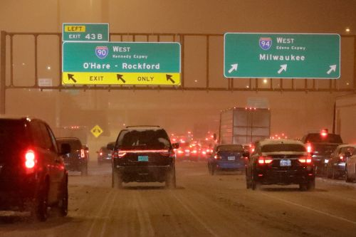 Brutal winter storm rips through Midwest, creating chaos at O'Hare