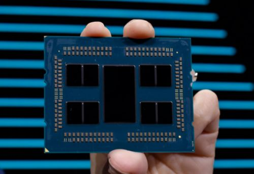 AMD gained share against Intel in x86 processor market in Q4