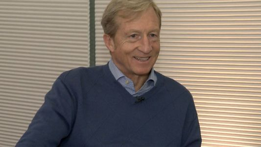Non-candidate Steyer wants a pro-impeachment Democratic presidential nominee