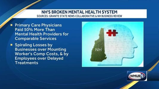 Trying to fix a broken mental health system in NH