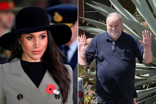 Meghan Markle's Father Will Not Attend the Royal Wedding