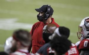 Coach Fuente hopes Hokies 'able to play' Wolfpack this week