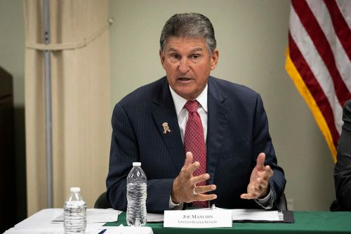 Senate vote on $1.9T stimulus stalled by swing Democrat Manchin on unemployment