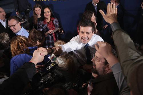 The media's sudden flip to Pete Buttigieg - and other commentary