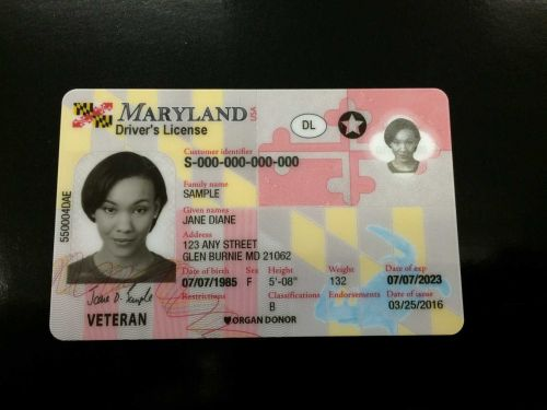 Maryland recalls 8,000 out-of-compliance driver's licenses