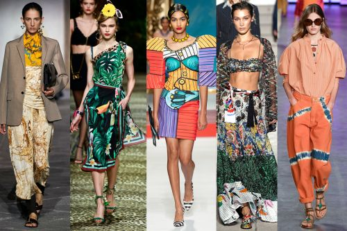 Milan Fashion Week - all the looks to wear next spring