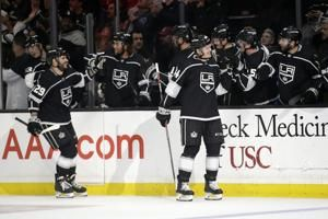 LA Kings hope late-season surge indicates brighter future