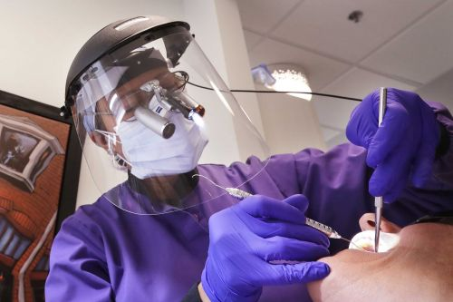 Is it safe to visit the dentist during the pandemic?