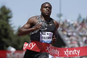 AP sources: Sprint star Christian Coleman could face ban