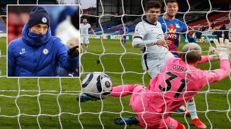 'Captain America is back': USA ace Pulisic scores a brace as Thomas Tuchel's Chelsea rout hapless Crystal Palace in Premier League
