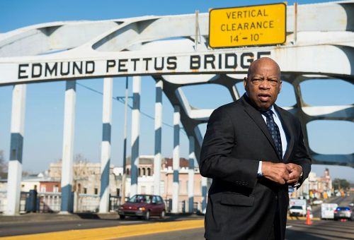 'Be Hopeful': Where The John Lewis Voting Rights Act Stands 1 Year After Legendary Congressman's Death
