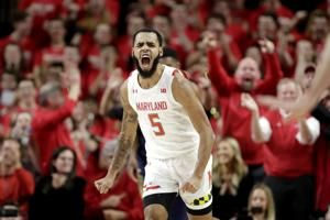 Jalen Smith's double-double helps Maryland rout Notre Dame