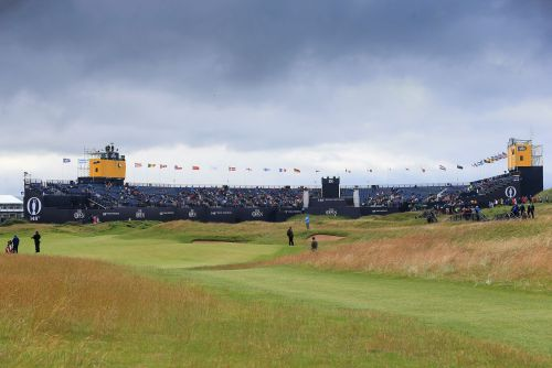 British Open tee times, pairings: Full first-round schedule