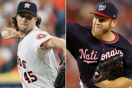 Yankees have meetings set with Gerrit Cole, Stephen Strasburg