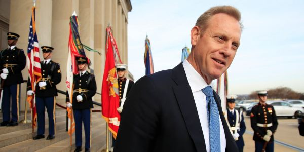 Jim Mattis shuts down allegations that Defense Secretary Pat Shanahan pulled strings for Boeing and called Lockheed Martin's F-35 'f--ed up'
