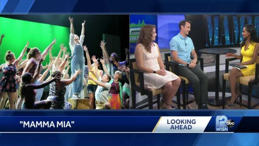 'Mama Mia' hitting stage at Greendale community theater