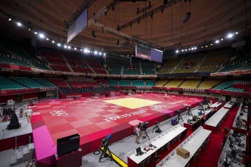 Algerian judo athlete sent home after withdrawing from Olympic competition