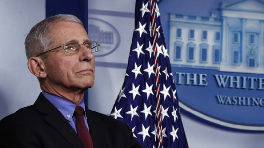 Fauci Estimates That 100,000 to 200,000 Americans Could Die From the Coronavirus