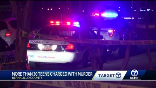 Eye-popping, record number of teenagers charged with murder in Bernalillo County