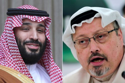 UN: Saudi Arabia's crown prince should be investigated for Jamal Khashoggi's murder
