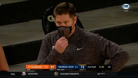 No. 20 Clemson routed by Georgia Tech for second straight lopsided loss
