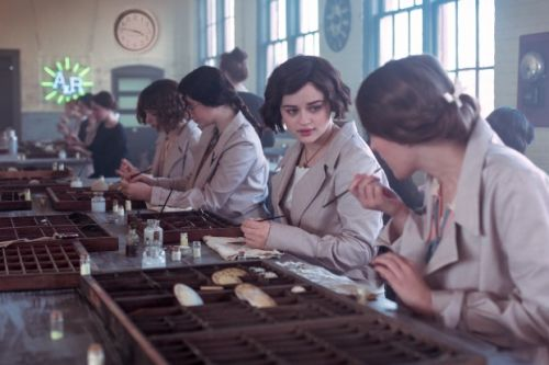 Abby Quinn sees 'Radium Girls' a chilling tale for our times