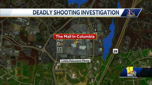 Man fatally shot in parking lot of The Mall in Columbia