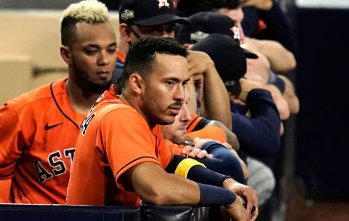 Astros' loss a small bit of justice in a rough 2020
