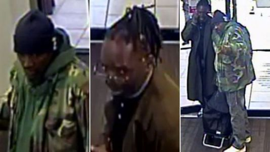 City police look for people involved in assault, robbery of a 72-year-old man