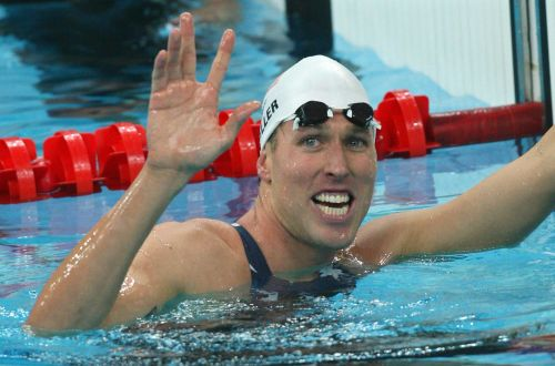 Olympic Gold Medalist Klete Keller Charged After Reported Role in Capitol Breach