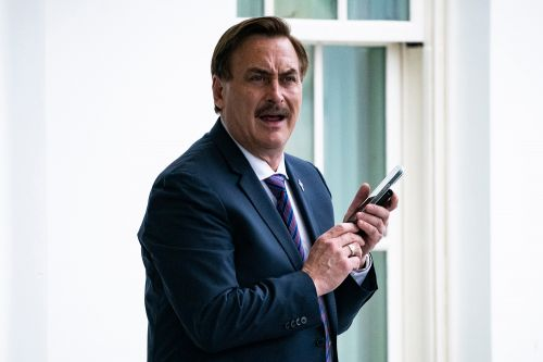 Dominion sues My Pillow CEO Mike Lindell for $1.3B over election claims