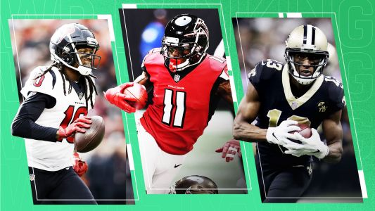 Ranking NFL's best wide receivers: OBJ, AB make way for Nuk, other risers in 2019