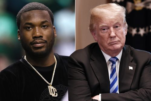 Meek Mill backs out of prison reform panel over Donald Trump meeting