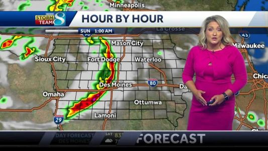 Videocast: Stormy Night Ahead