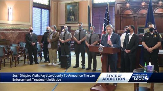 Fayette County program seeks to help those dealing with drug addiction