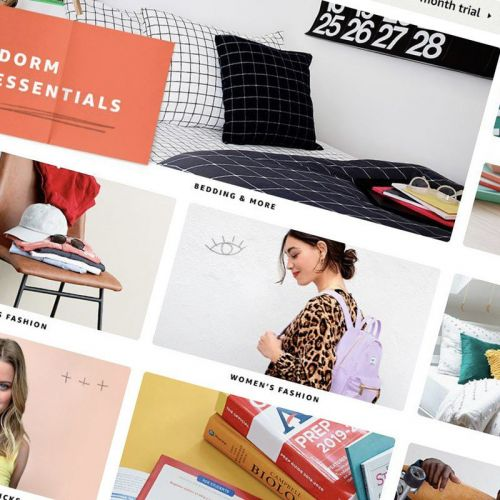 Get ready for next semester with Amazon's new Off-to-College store