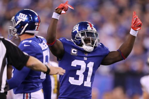 Giants' No. 3 safety looks to slow down pass-happy Buccaneers