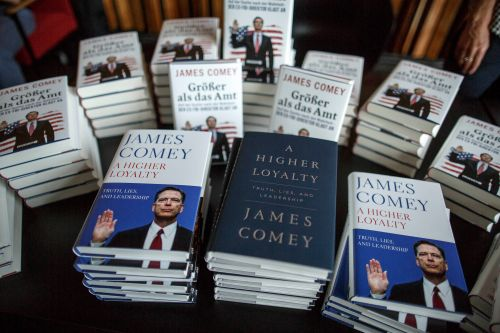 Almost every book Trump blasted has been in high demand