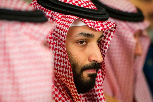 Man linked to Saudi prince spotted at consulate before Khashoggi disappearance