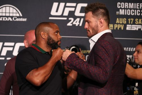 Daniel Cormier struggling to decide if UFC 241 will be final fight