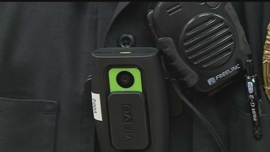 MEP officer accused of using personal body camera on the job