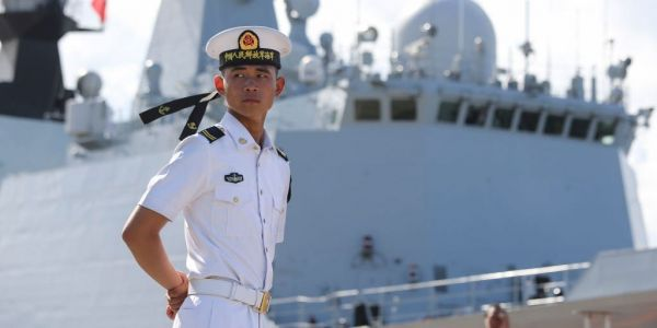 Pentagon chief says China is no match for the US Navy, even if it has more ships